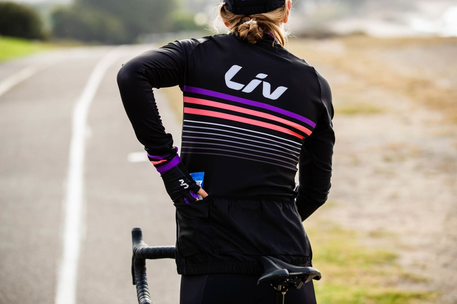 e2dccc6f4 Liv Race Day Mid-Thermal Long Sleeve Jersey