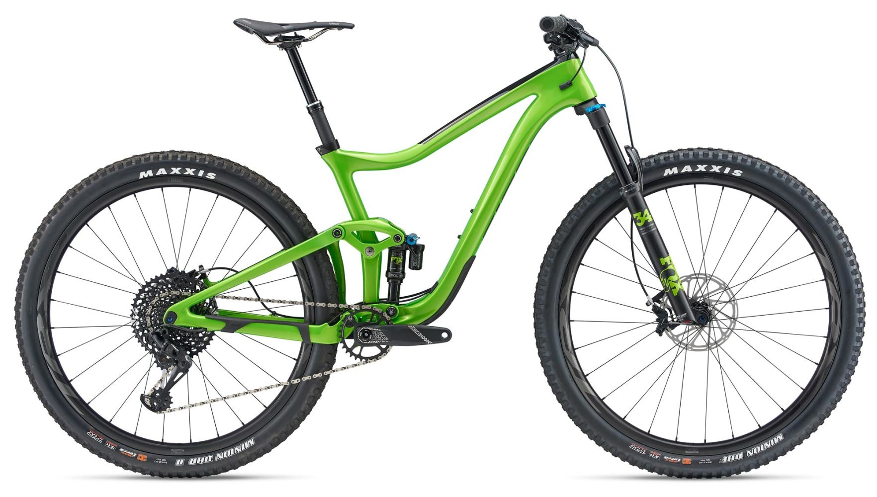 Trance Advanced Pro 29 2019 Giant Bicycles United States