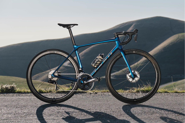 TCR Advanced Pro Disc (2021) | Giant Bicycles- mejores bicicletas de carretera