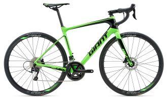 Satin Green / Black