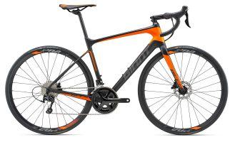Matte Carbon Smoke / Neon Orange / Charcoal