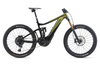 Reign E+ Pro Electric Bike