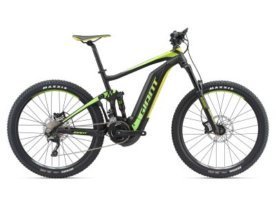 Full-E+ Electric Mountain Bike