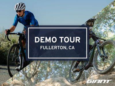 Ride Life Ride Giant Demo at Fullerton Loop
