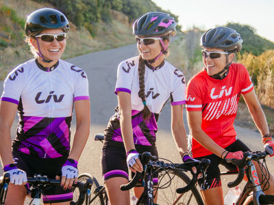 Liv Vancouver Sunday Group Rides