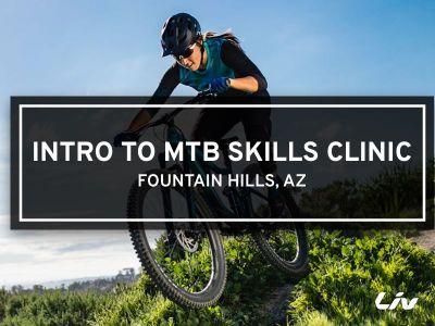 Liv Women's Intro to MTB Skills Clinic