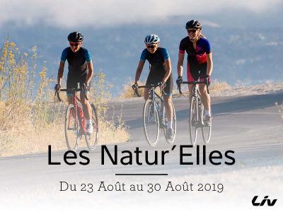 Les Natur'Elles - Etape 1 - 130 kms