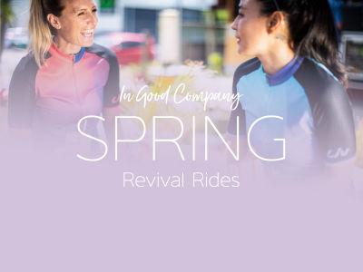 Spring Revival Ride