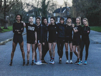 How to Become an Ironwoman with 10Ironwomen