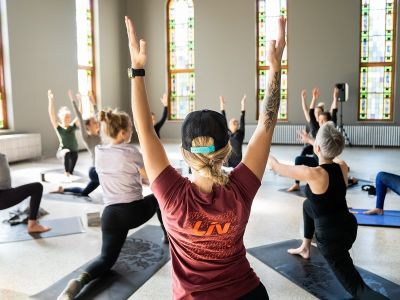 Weekly - Fitness Classes For Cyclist