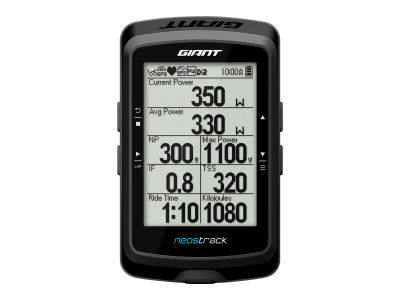 Pulsómetro Neostrack con GPS