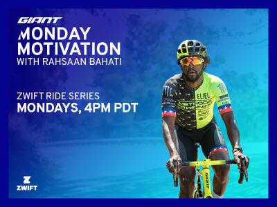 Zwift Monday Motivation Ride Series