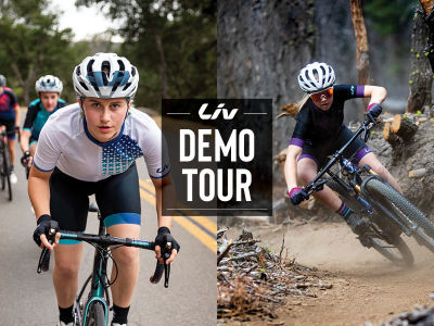 Liv Women's Demo @ Brown County Epic