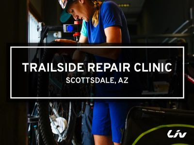 Liv Women's Trailside Repair Clinic at Bicycle Ranch Scottsdale