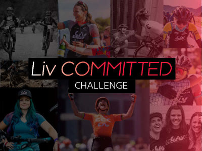 Liv Committed Challenge
