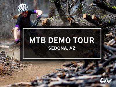 Liv Women's MTB Demo at Sedona Mountain Bike Festival