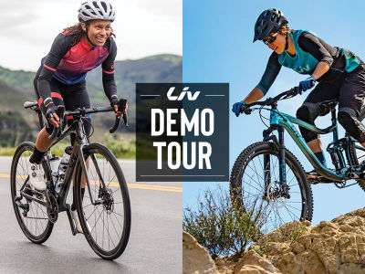 Liv Women's Road Ride and Demo
