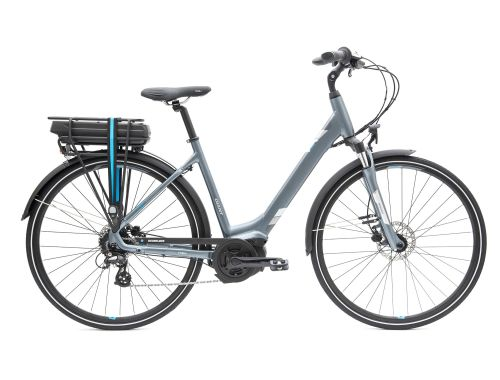 Entour E+ 2 Disc Low Step Through Electric Bike