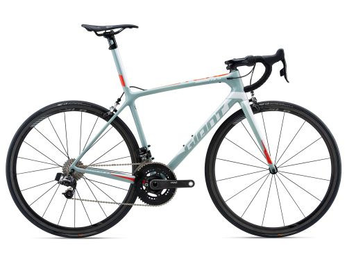 TCR Advanced SL 0 - RED E-Tap
