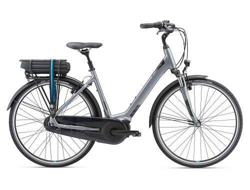 Entour E+ 1 Low Step Through Electric Bike