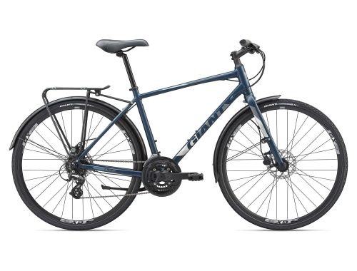 Cross City 2 Disc Equipped