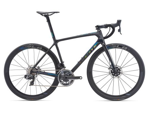 TCR Advanced SL 0 Disc Red x12