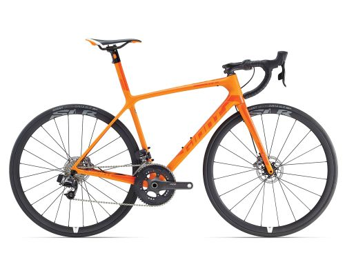 TCR Advanced SL 0 Disc-Red eTap