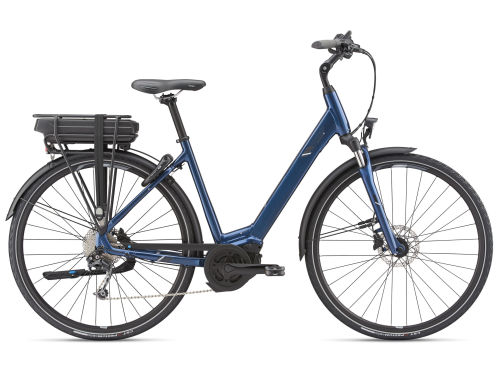 Entour E+ 1 Disc Low Step Through Electric Bike