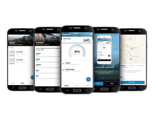RideControl App