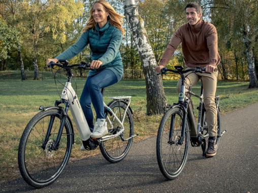 Bekijk alle E-Bikes