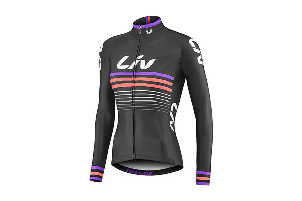 Race Day Mid-Thermal Long Sleeve Jersey