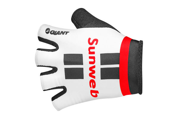Team Sunweb Kids Short Finger Gloves