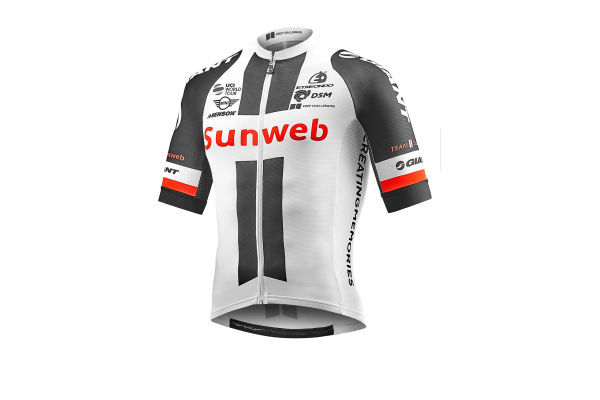 Team Sunweb Tier 1 Short Sleeve Climber Jersey