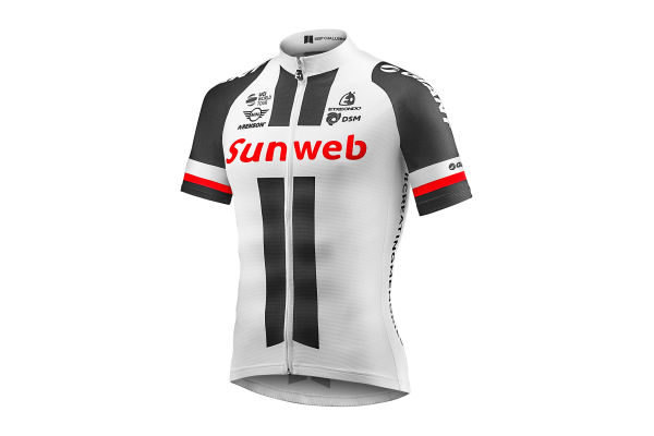Team Sunweb Tier 2 Short Sleeve Jersey