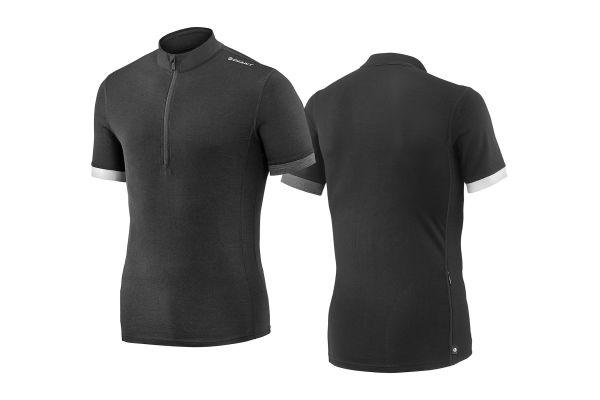 Col Merino Wool Short Sleeve Jersey