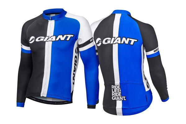 Race Day Long Sleeve Jersey