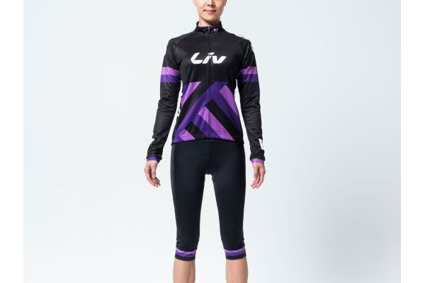 Maillot manga lga. Liv Race Day Mid-Thermal