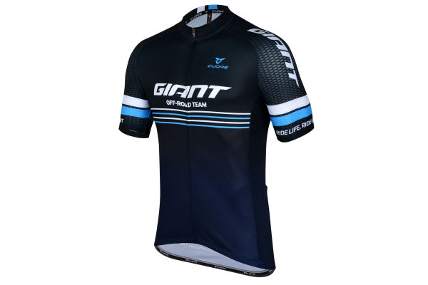 Maillot Manches Courtes Team XC