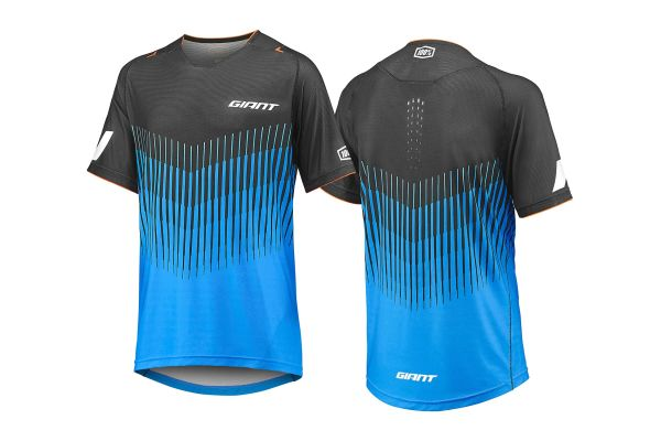 Traverse 100% Short Sleeve Jersey