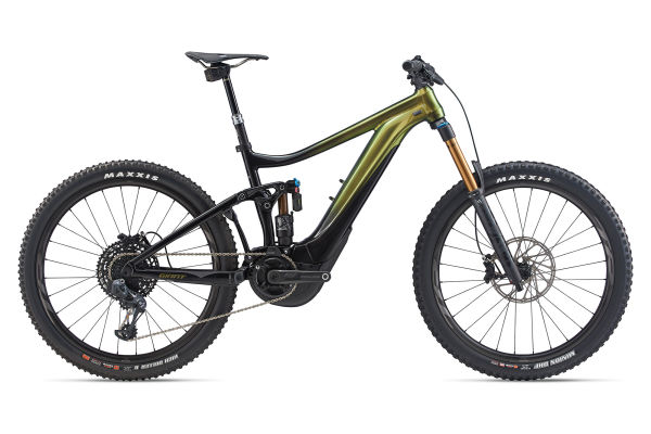 Reign E+ 0 Pro Electric Bike