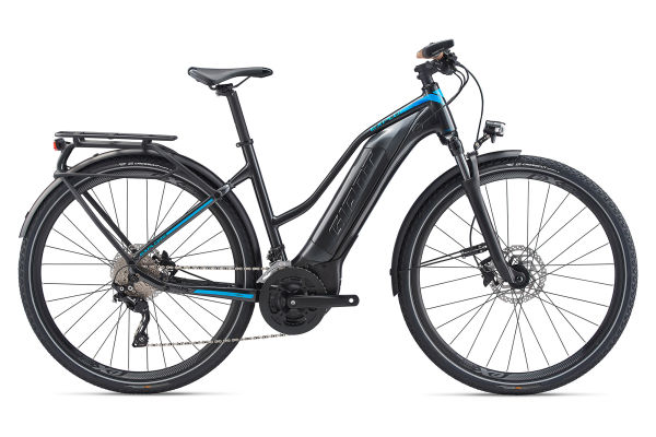 Explore E+ 1 Stagger Frame Electric Bike