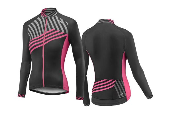 Liv Accelerate Thermal Long Sleeve Jersey