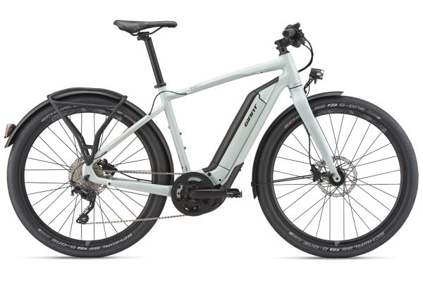 Quick E+ Electric Bike