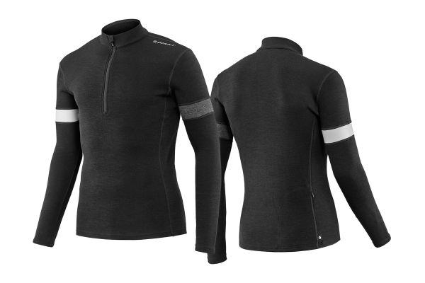 Col Merino Wool Long Sleeve Jersey
