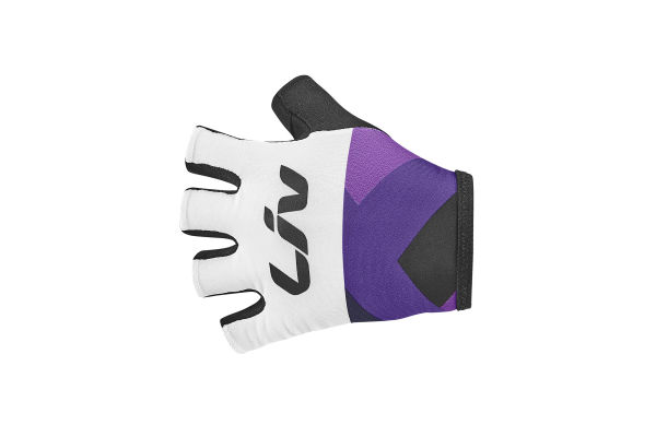 Liv Race Day Kids Short Finger Gloves