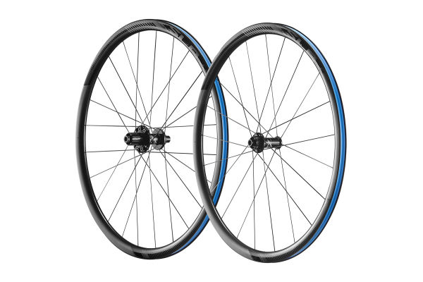 SLR 0 30mm Carbon Climbing CenterLock Disc Road Wheels