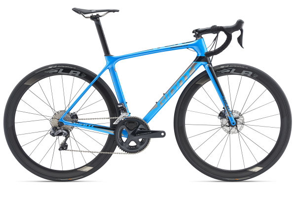 TCR Advanced Pro 0 Disc KOM