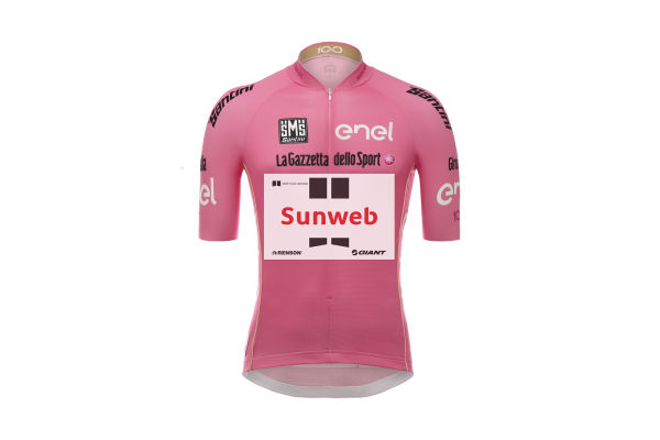Team Sunweb Santini Leaders Jersey S/S