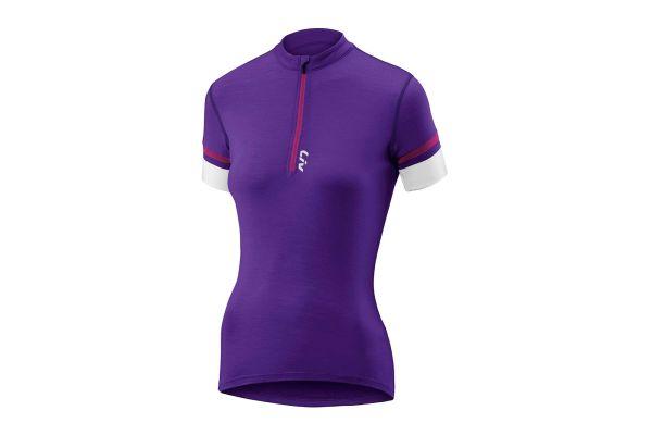 Ricca Womens Short Sleeve Merino Jersey