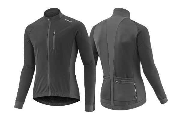 Race Day Thermal Windproof Jacket